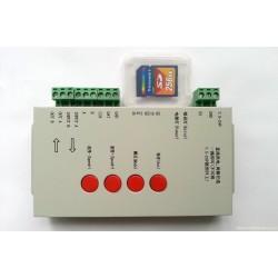 Contrôleur Numérique T-1000S avec carte SD pour IC RGB